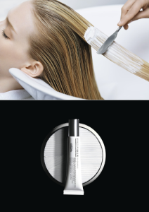 Profiber's in-salon treatment is powered by APTYL 100 to renew your hair. Which means that the treatment has prolonged effects on your hair and can last up to six weeks!