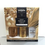 L'Oreal Mythic Oil pack for deep moisture and intense shine.