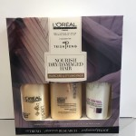 L'Oreal Absolut Repair pack to nourish dry and damaged hair.