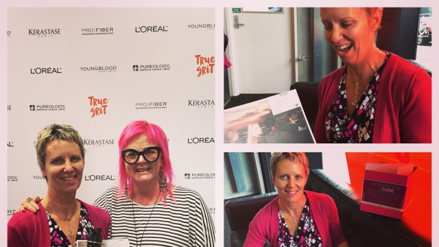 True Grit Breast Cancer Cure Winner Image