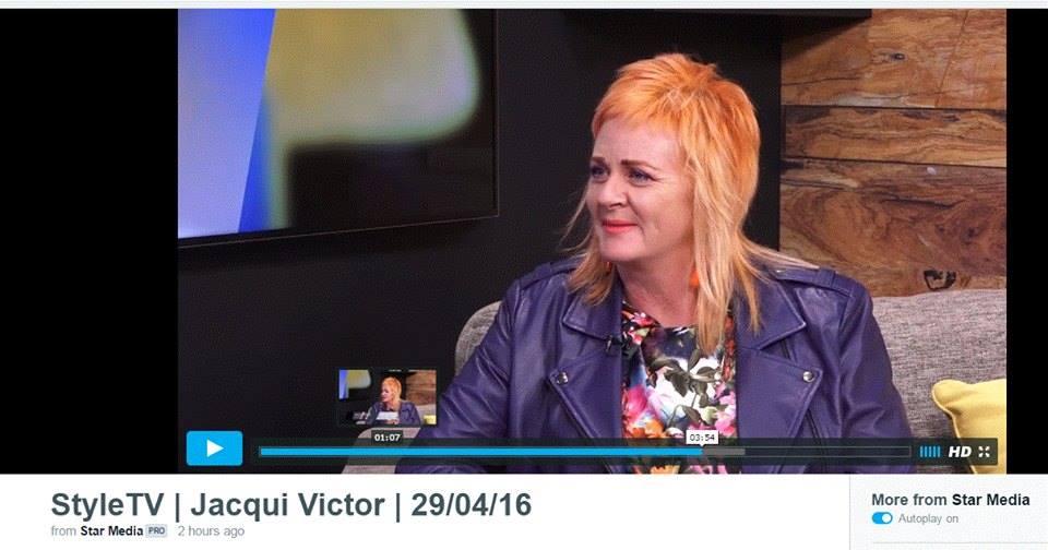 Jacqui on CTV