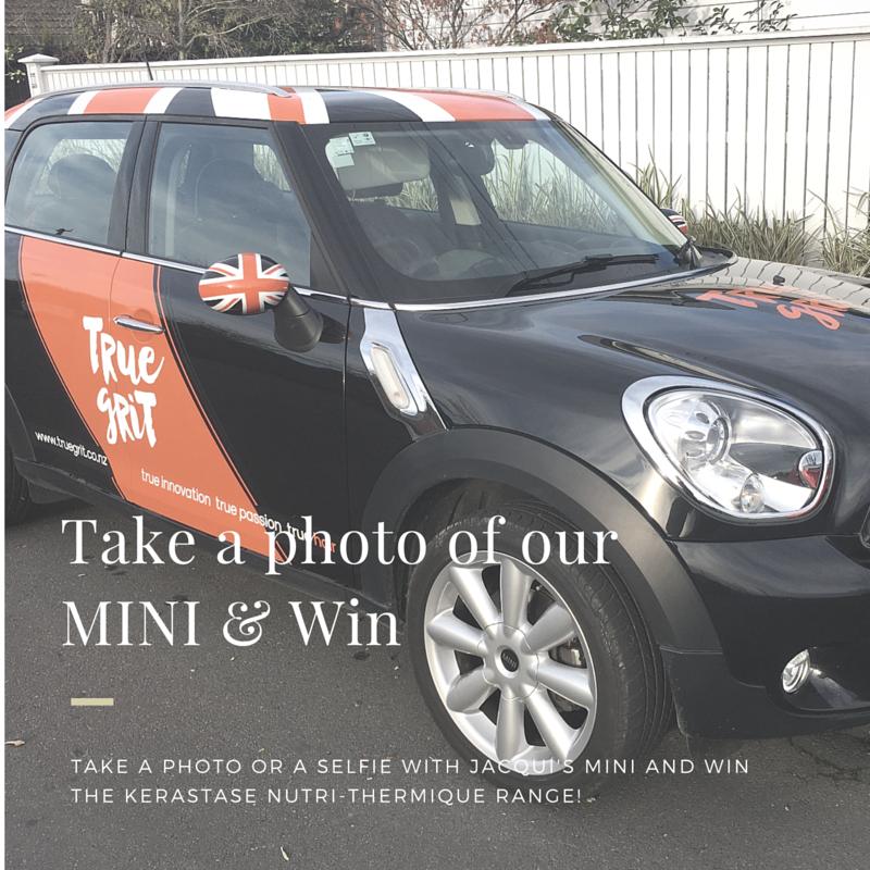 Take a photo of the MINI & Win!