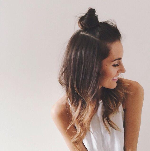 Easy Hairstyles For Hot Days True Grit