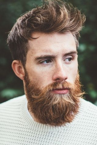 Men S Short Haircuts With Beards