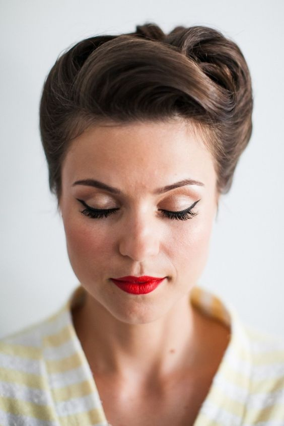 Our Favourite Vintage Inspired Hairstyles True Grit